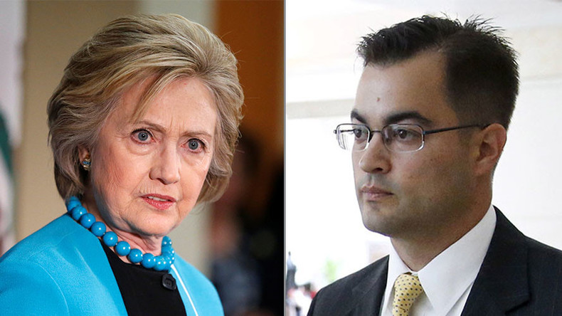 State Dept. says it can't find emails of former Clinton IT staffer