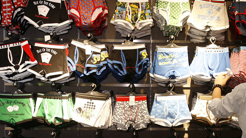 A load of pants: Police to give free underwear to poor kids