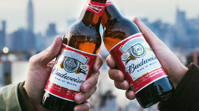Budweiser renamed 'America' for the summer