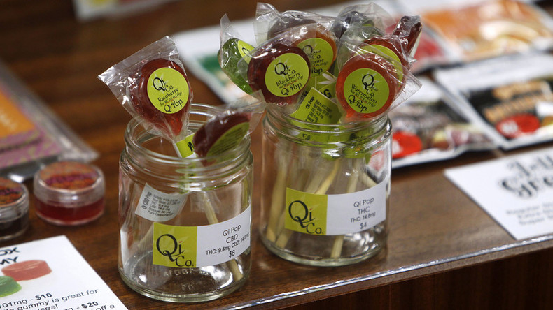 Pot candy manufacturer faces lawsuit over Denver death