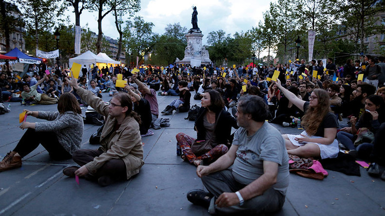 French govt forces labor bill without parliament approval, faces no-confidence vote