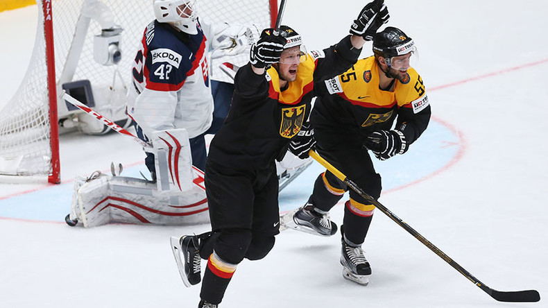 Wins for Germany, Norway & France on Day 5 at Hockey World Championships