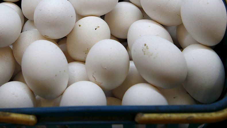 Iranian immigrant fined for pelting UK Home Office with 90 eggs after failed asylum bid