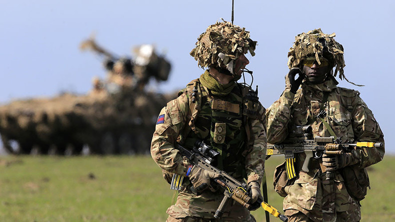 Not new Cold War... but similar, says UK's man at NATO