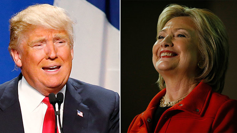 'Trump, Clinton equally right-wing warmongering shields of big business'