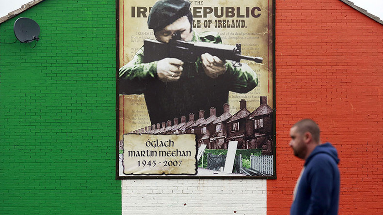 Irish republican terror threat to Britain raised to 'substantial'