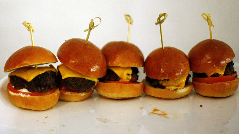 Tests find rat and human DNA in US hamburgers
