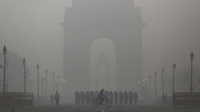 India air pollution kills half a million per year, costs hundreds of billions – study