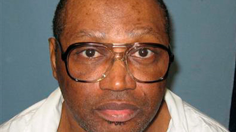 Stay of execution granted to Alabama death row inmate