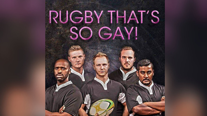 Africa's 1st gay rugby club: The Jozi Cats