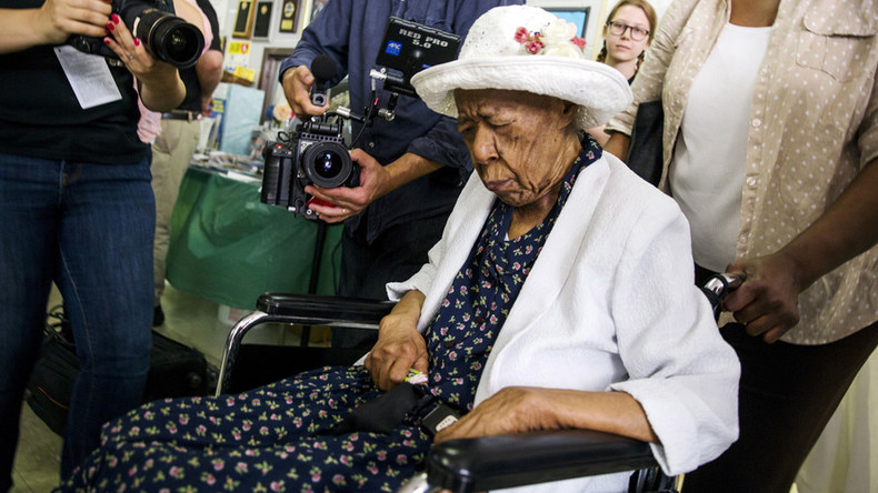 World's oldest person, the last American born in the 1800s, dies at age 116