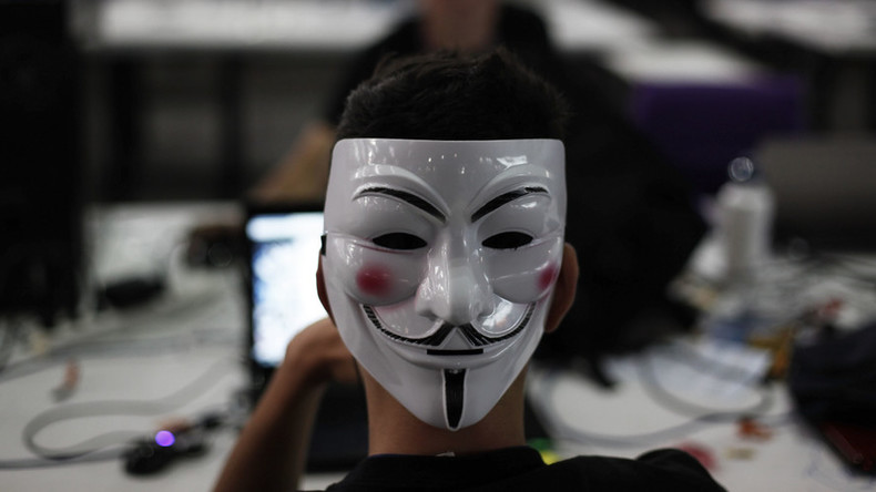 OpIcarus: Anonymous hackers shut down Bank of England, call for 'online revolution'