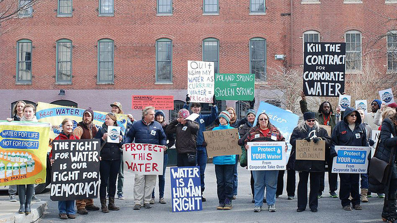 Nestlé gets access to town's groundwater for up to 45 years in controversial case