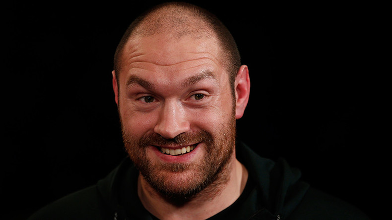 Tyson Fury in new racism scandal ahead of Klitschko rematch (VIDEO)