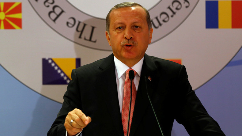 Erdogan: West more concerned about 'animal & gay rights than plight of 23mn Syrians'