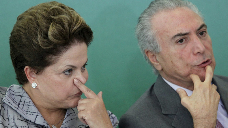 'US supports coup against suspended Brazilian president Dilma Rousseff… but not openly'