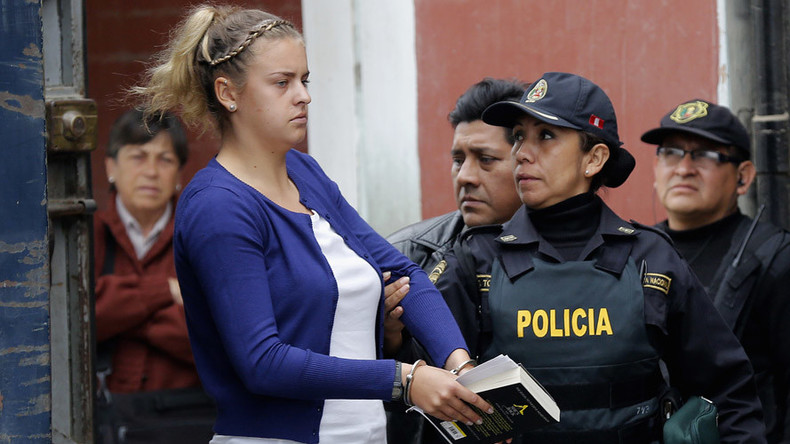 Drug mule Melissa Reid set for release from Peru prison, but 100s of Europeans remain locked up