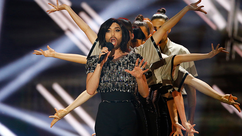 Eurovision Song Contest funded by TV license fee system that criminalizes poor people