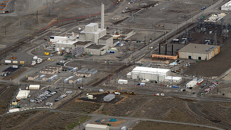 Radiation spike near Hanford nuclear waste site 'natural' – EPA