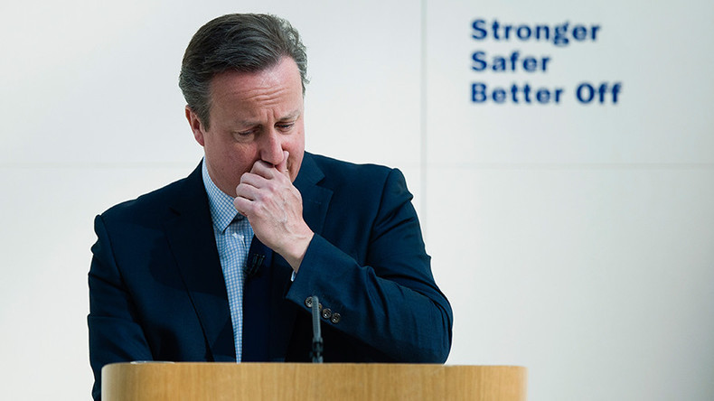 Conservative coup? Cameron could face Tory revolt if Britain stays in EU