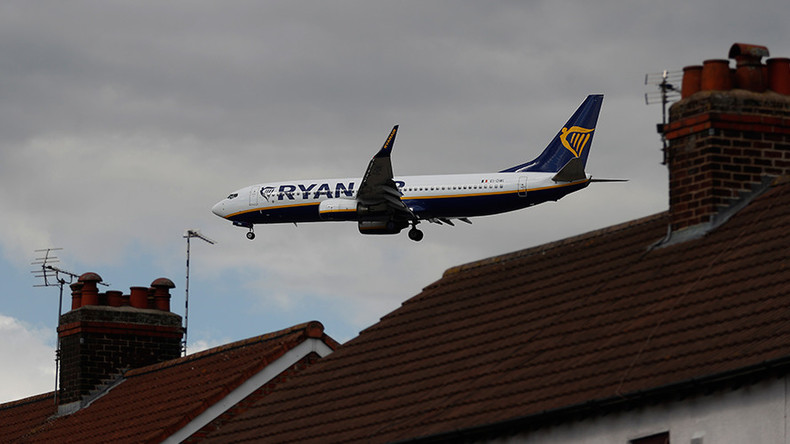 UK airlines accused of 'unlawfully' charging customers £300mn