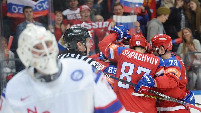 Hockey Worlds Day 11: Russia & Canada take no prisoners