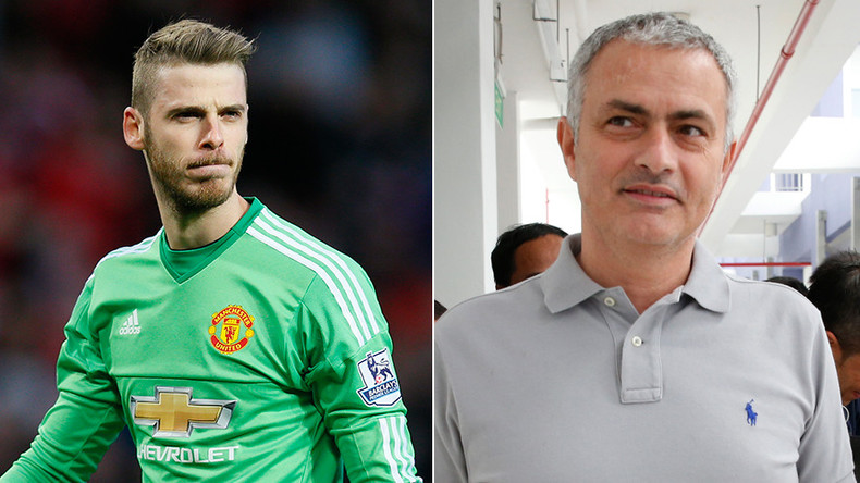 David De Gea to demand Manchester United exit if Jose Mourinho not hired