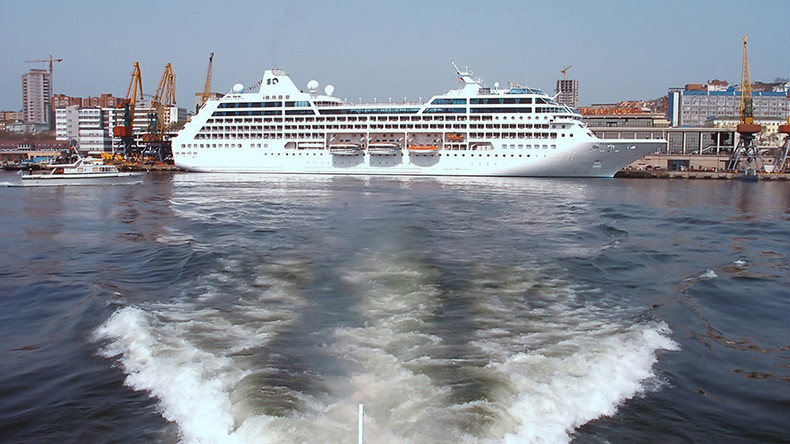 Russia to build first cruise liner in 60 years