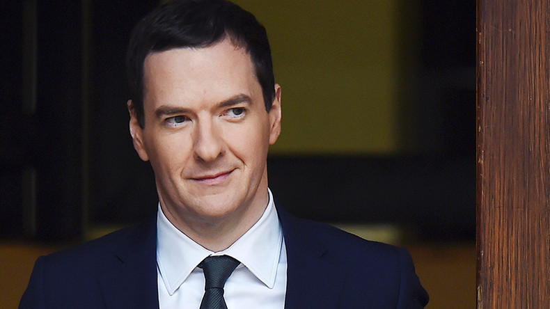 Osborne called university fees 'very unfair' in 2003... but was happy to triple them in 2010
