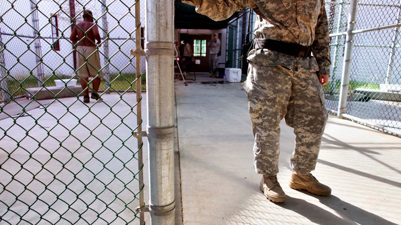 NSA ad offering work & watersports in Gitmo for 90 days 'abominable & repulsive'