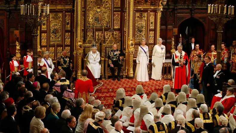 Queen's Speech: Tories push ahead with controversial plan to scrap Human Rights Act