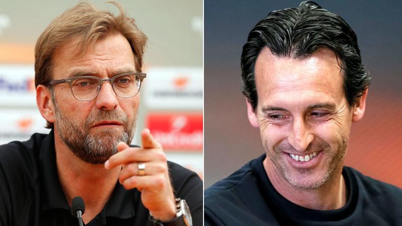 Europa League final: Klopp's Liverpool aim to dethrone Sevilla