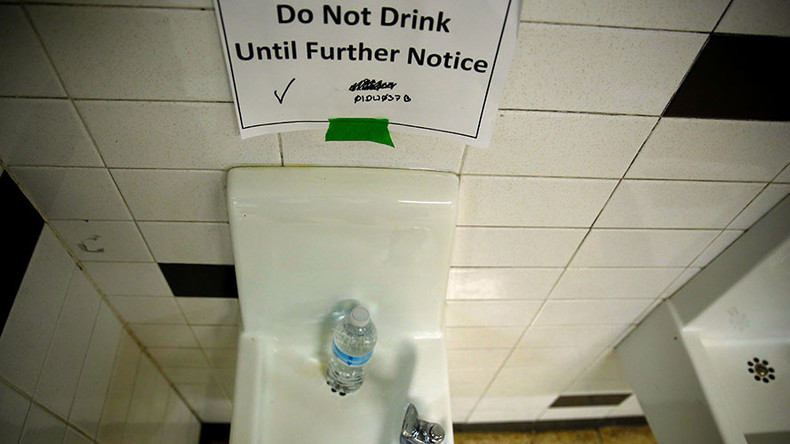NAACP sues Michigan officials over Flint water crisis