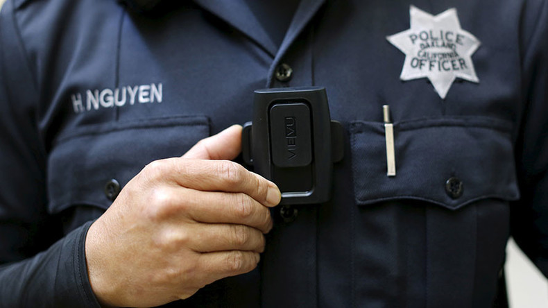 Police body cams fail to curb officers' use of force; linked to surge in assaults on cops – study