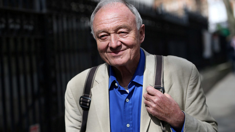Ken Livingstone offers 'free meal' to anyone who can prove he's anti-Semitic