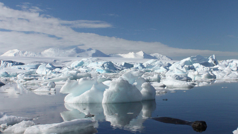 Antarctic melting: Coastal cities 'will have 2-3 meter-high sea defenses by end of century'