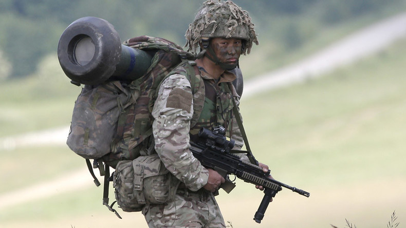 Military morale bombs under the Tories, according to MoD's own survey