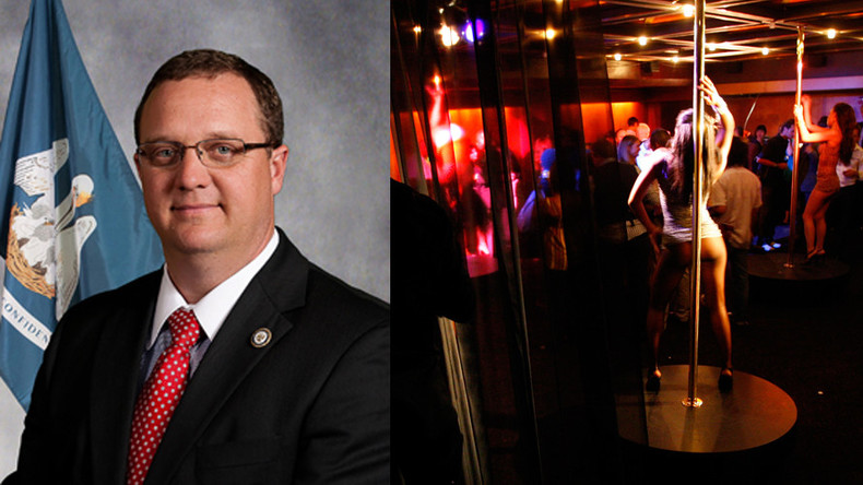 'Overweight' lawmaker proposes maximum age & size for strippers
