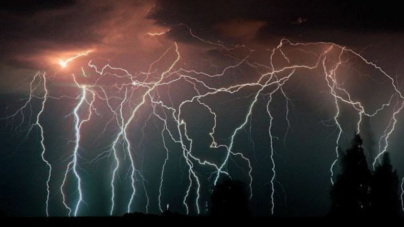 Lightning capital of the world: Venezuela's Lake Maracaibo earns electrifying title (PHOTOS, VIDEO)