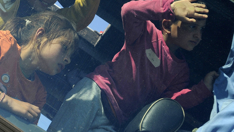 Human traffickers exploit EU migrant crisis to increase child smuggling – EU report