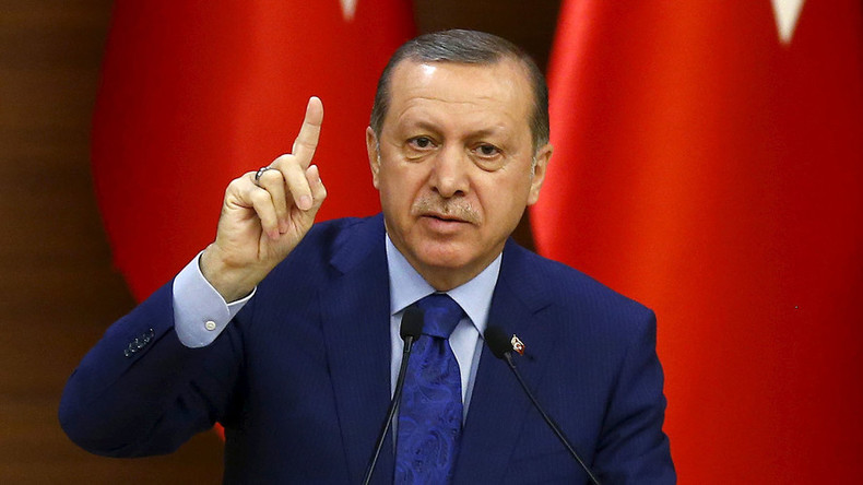 Erdogan's 'autocratic ambitions' blasted by German Bundestag speaker