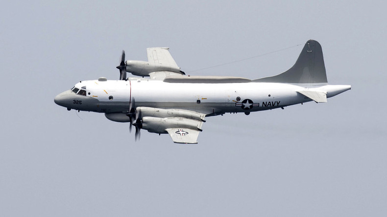 US plays down claims of 'unsafe' jet intercept, after China takes umbrage