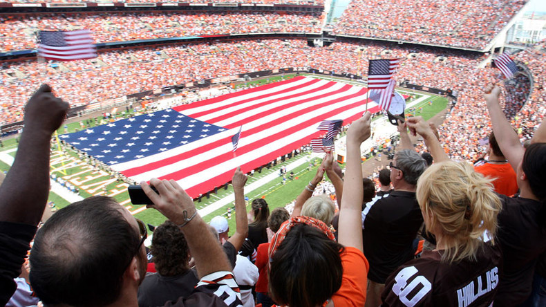 NFL to repay $723K to US taxpayers over 'paid patriotism' scandal
