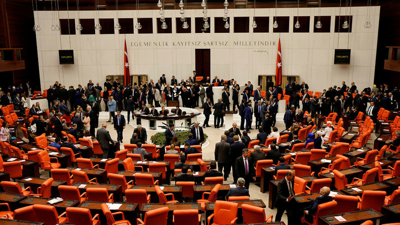 'Coup against parliament:' Politicians and analysts slam lifting of Turkish MPs' immunity