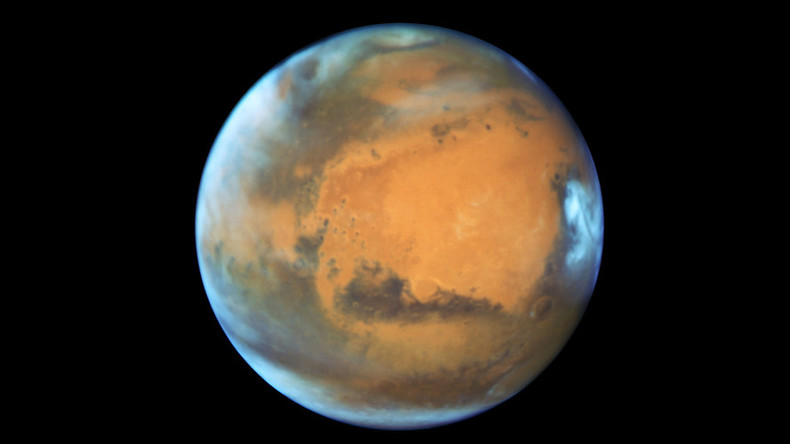Look to the sky: Red Planet at its brightest & largest in years