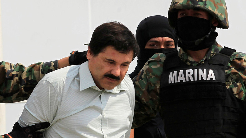 Drug lord 'El Chapo' Guzman approved for extradition to US
