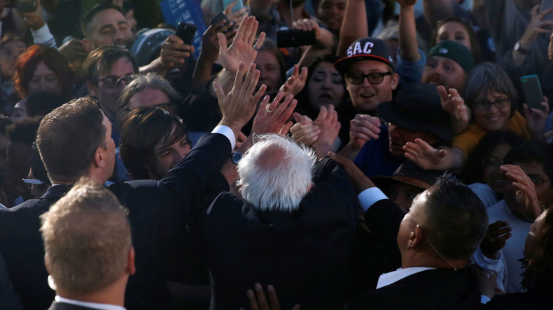 Philly grants Bernie bros permits for DNC demonstrations, to Democratic Party's dismay