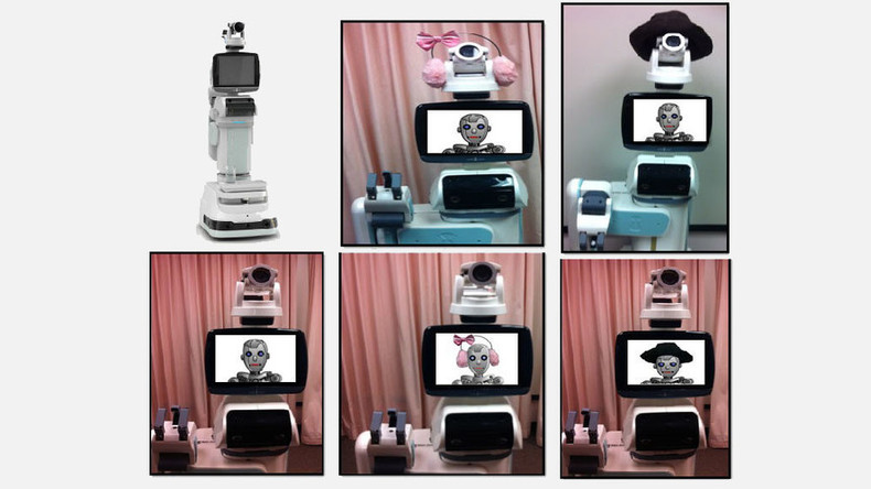 Multi-gendered robots? Custom traits help humans decide their household uses (VIDEO)