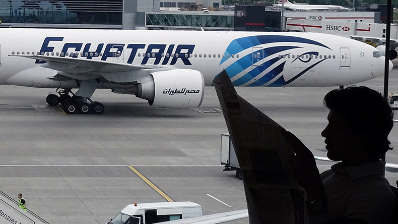 EgyptAir flight crashes in Mediterranean