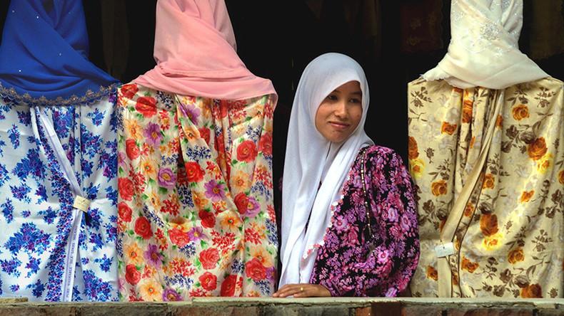 Great Western debate: What's cooking under the Muslim headscarf?